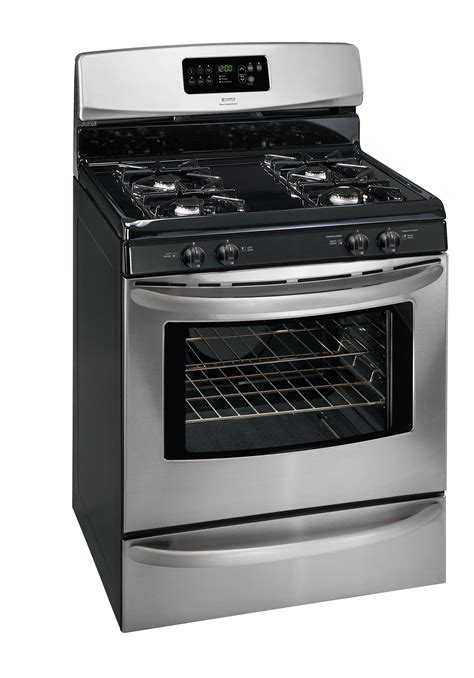 Manual Kenmore Stove