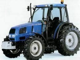 Manual Landini Globus Top