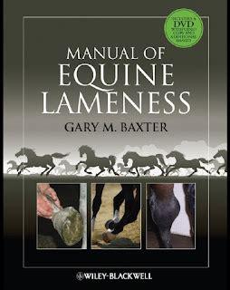 Manual Of Equine Lameness Baxter Gary M
