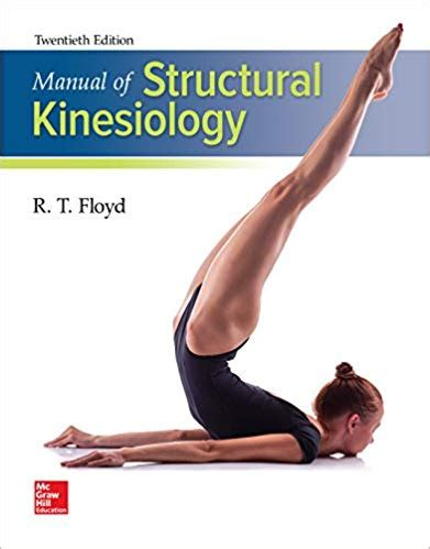 Manual Of Structural Kinesiology Answers