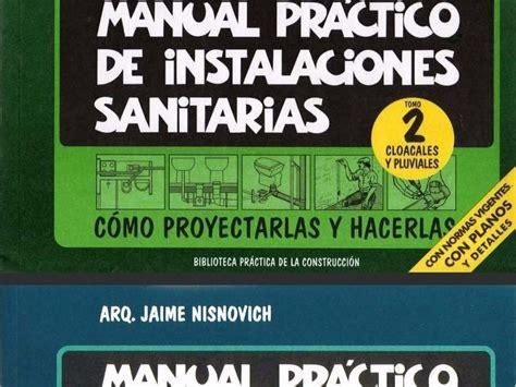 Manual Practico De Instalaciones Electricas Jaime Nisnovich