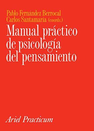 Manual Practico De Psicologia Del Pensamiento Ariel Ciencias Sociales