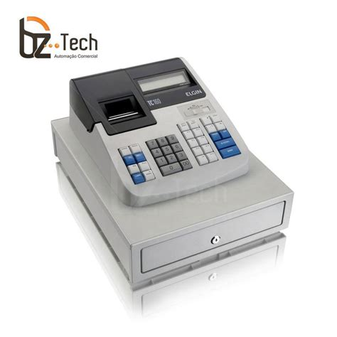 Manual Registradora Elgin Tc160