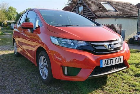Manual Service Honda Jazz 2017