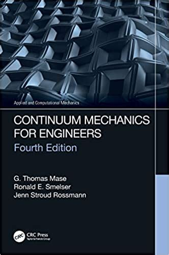 Manual Solution Of Continuum Mechanics For Engineers