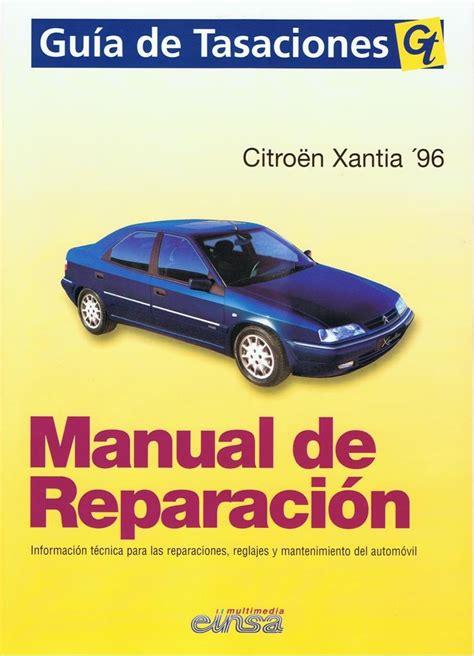 Manual Taller Citroen Xantia