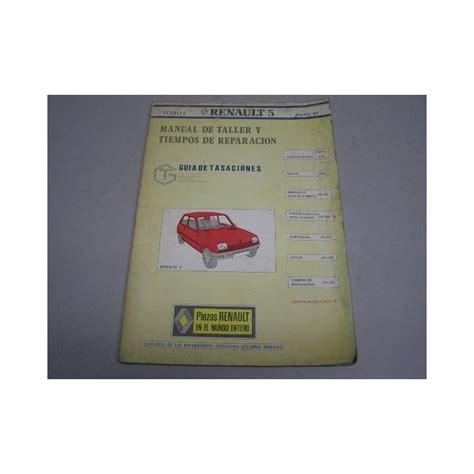 Manual Taller Renault 5