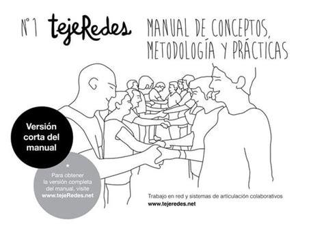 Manual Tejeredes 1 De Conceptos Metodologias Y Practicas