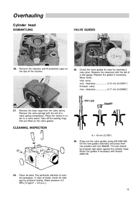 Manual Volvo Penta Md 9