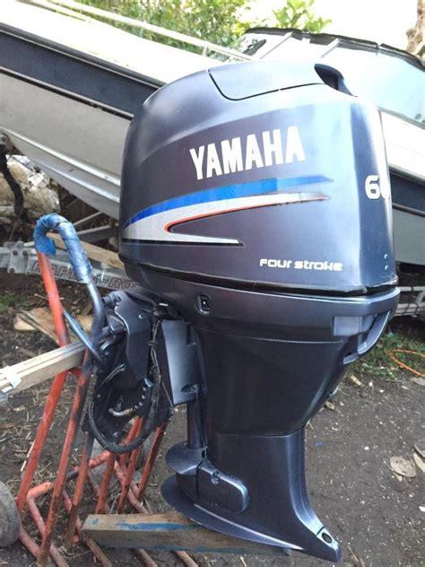 Manual Yamaha Outboard 60 Hp 4 Stroke