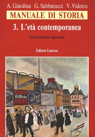 Manuale Di Storia 3