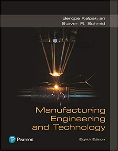 Manufacturing Engineering And Technology Solution Manual