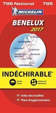 Mapa National Benelux Mapas National Michelin