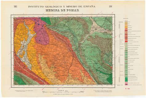 Mapa geológico de España. E 1:50.000. Hoja 583, Arganda (Cartografía)