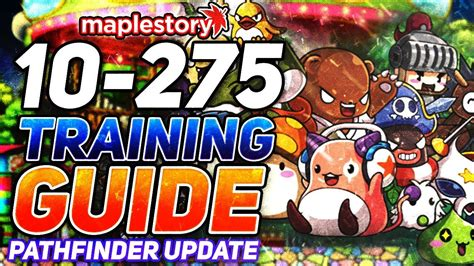 Maplestory Leveling Guide 2012