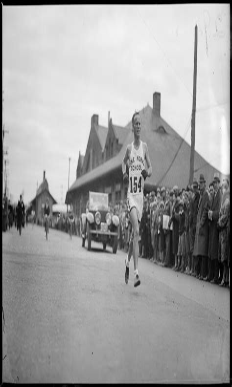 Marathon: the Clarence Demar Story