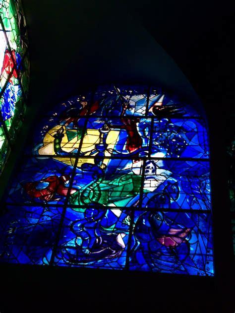Marc Chagall Vitraux Pour Hadassah