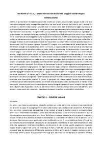 Margini D Italia L Esclusione Sociale Dall Unita A Oggi
