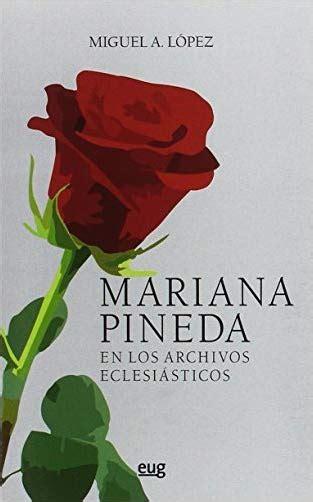Mariana Pineda En Los Archivos Eclesiasticos