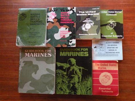 Marine Field Manuals