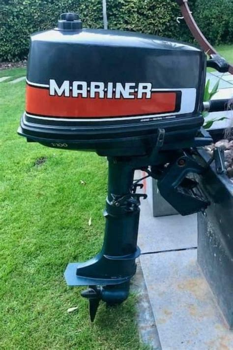 Mariner 4 Hp 2 Stroke Outboard Manual