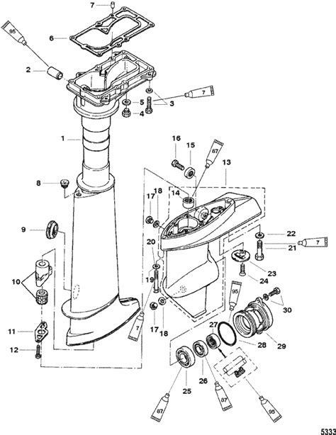 Mariner 4hp Outboard Parts Manual