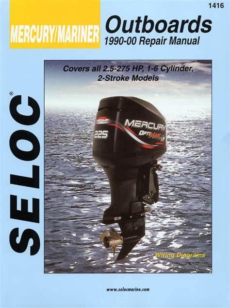 Mariner Outboard Repair Manual