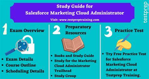 Marketing-Cloud-Administrator Exam Consultant