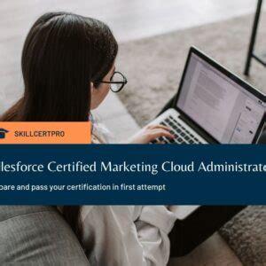Marketing-Cloud-Administrator Schulungsunterlagen