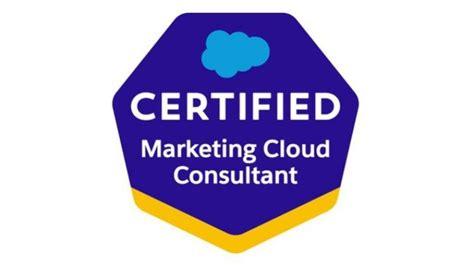 Marketing-Cloud-Consultant Latest Test Online