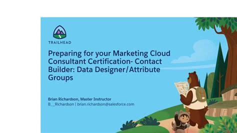 Marketing-Cloud-Consultant Preparation