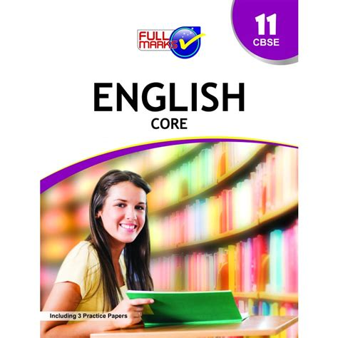 Marks Guide Class 11 English