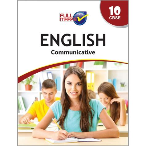 Marks Guide English Communicative Class 10