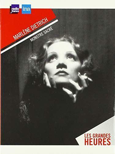 Marlene Dietrich Entretiens 2cd Audio