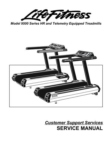 Marquette 2016 Treadmill Service Manual