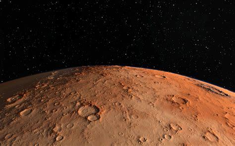 Mars A La Decouverte De La Planete Rouge