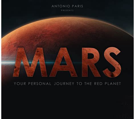 Mars Your Personal 3d Journey To The Red Planet
