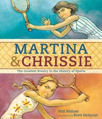 Martina And Chrissie The Greatest Rivalry In The History Of Sports