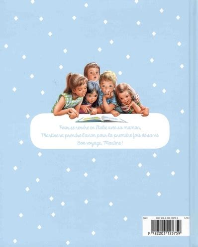 Martine Tome 15 Martine Prend Lavion