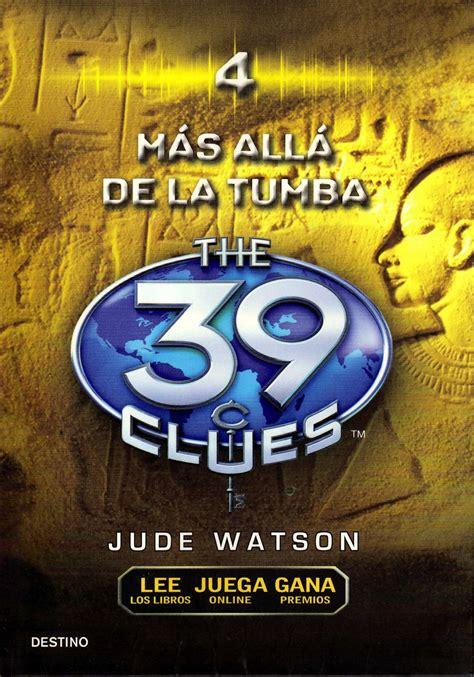 Mas Alla De La Tumba The 39 Clues 4