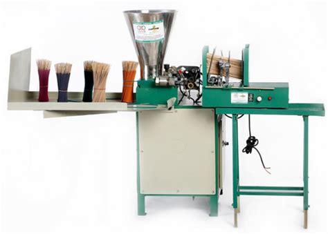 Masala Agarbatti Making Manual Machine