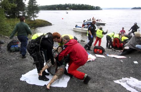 Massacre In Norway The 2011 Terror Attacks On Oslo And The Utoya Youth Camp