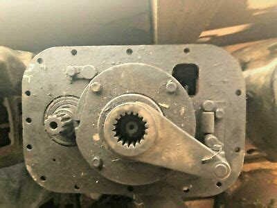 Massey Ferguson 35 Transmission Manual