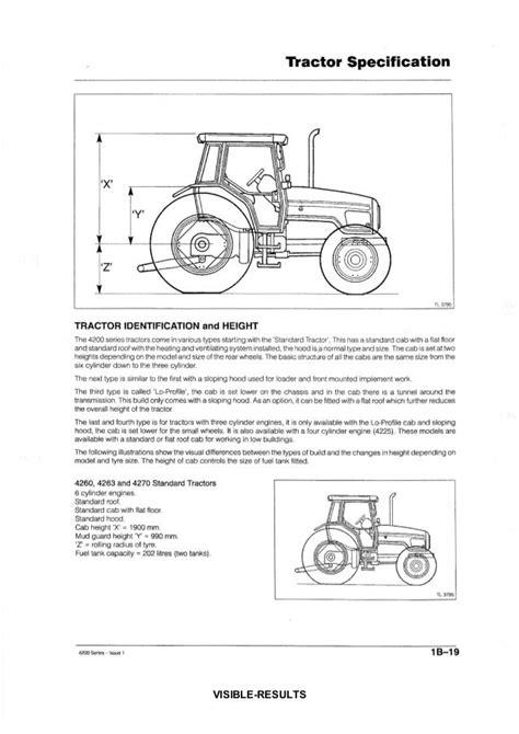 Massey Ferguson 4245 Service Manual