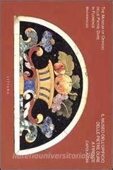 Masterpieces of pietre dure in Florence (Guide artistiche)