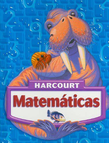 Matematicas, Grade 3: Harcourt School Publishers Matematicas Florida