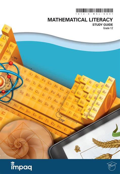 Mathematical Literacy 2015 Study Guide