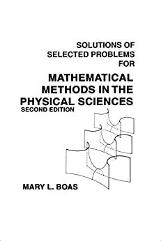 Mathematical Methods In The Physical Sciences Solution Manual