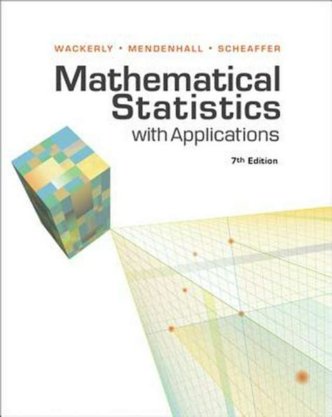 Mathematical Statistics Solutions Manual Wackerly Complete