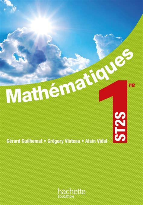 Mathematiques 1re Stt 1re Stl 1re Sms
